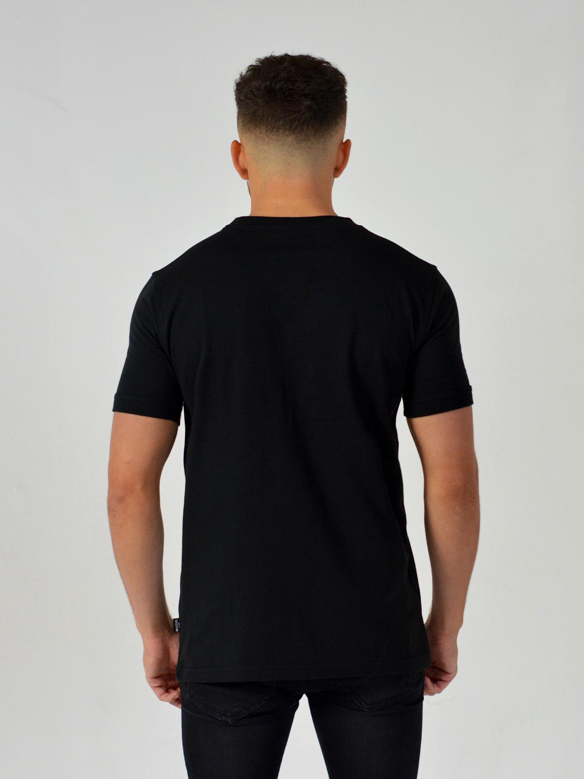 78a2d51f180e5 Large Logo T-Shirt Black - Mogul Club